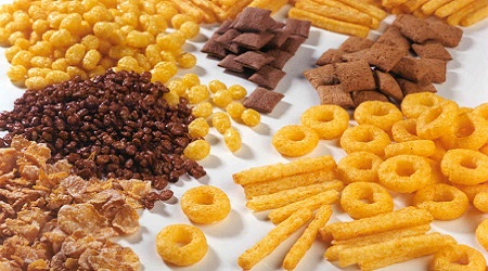 Los alimentos saludables